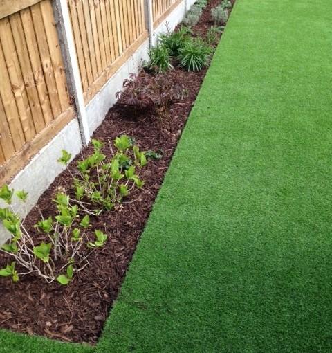Artificial Lawn in Billericay, Essex